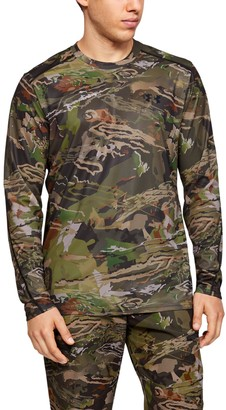 Under Armour Men's UA Iso-Chill Brush Line Long Sleeve