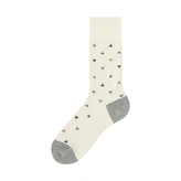Uniqlo MEN Geometric Socks