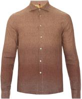 Missoni Striped linen shirt
