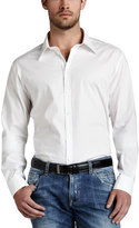 Dolce & Gabbana Basic Cotton Sport Shirt