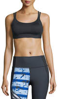 Under Armour Eclipse Low Scoop-Neck Performance Sports Bra