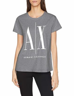 Armani Exchange Women's Icontee Logo T-Shirt