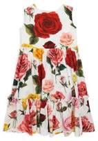 Dolce & Gabbana Toddler's, Little Girl's & Girl's Floral Dress
