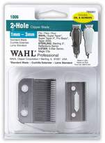 Wahl 2-hole Clipper Blade Set