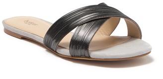 Botkier Millie Cross Strap Slide Sandal