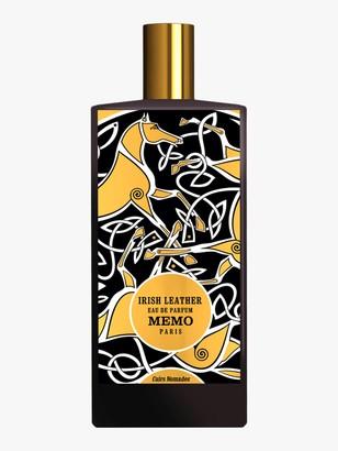 Memo Paris Irish Leather Eau De Parfum 75ml