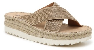 White Mountain Kimberly Espadrille Wedge Sandal