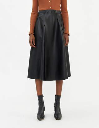 Farrow Nicole A-Line Skirt in Black