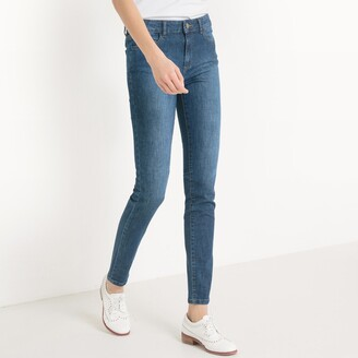 """La Redoute Collections 5-Pocket Skinny Jeans, Length 31"""""""