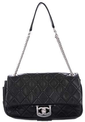 Chanel Icons Secret Label Flap Bag