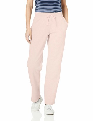 Amazon Essentials Women's Relaxed-Fit French Terry Fleece Sweatpant