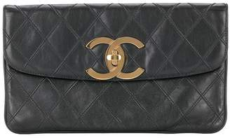 Chanel Pre Owned 1986-1988 Cosmos Line clutch bag