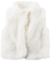 Carter's Faux-Fur Vest, Toddler Girls (2T-4T)