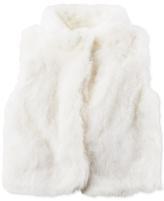 Carter's Faux-Fur Vest, Toddler Girls (2T-5T)