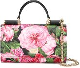 Dolce & Gabbana mini 'Von' shoulder bag - women - Leather - One Size