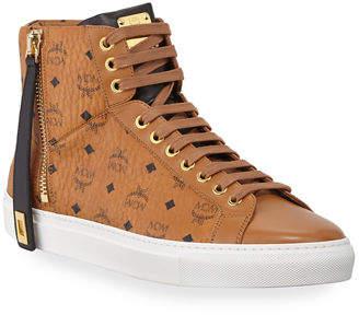 c0c911108967 MCM Brown Men s Shoes