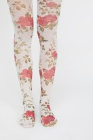 Emilio Cavallini Tainted Love Printed Tights by at Free People