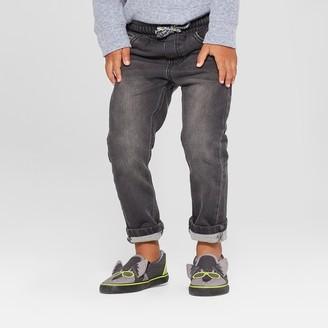 Cat & Jack Toddler Boys' Pull-On Skinny Jeans - Cat & JackTM Denim