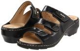 Josef Seibel Gina 02 (Black) - Footwear