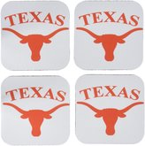 3dRose cst_3085_1 Texas Longhorn-Soft Coasters, Set of 4