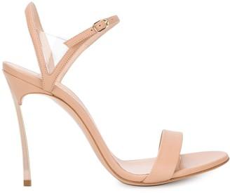 Casadei Sculptured High Heel Sandals