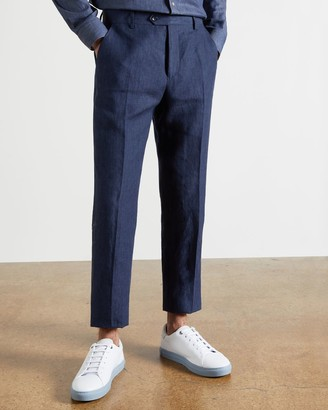 Ted Baker Linen Suit Trousers