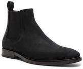 Lanvin Smooth Leather Chelsea Boots in Black.