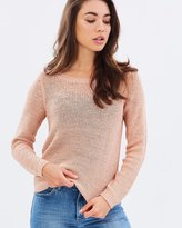Only Geena XO LS Pullover Knit