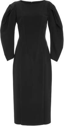 Lake Studio Jersey Midi Dress Size: 38