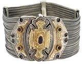 Konstantino Multistrand Garnet Bracelet