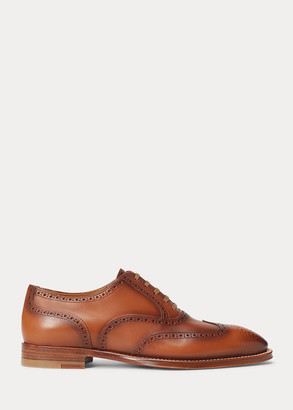 Ralph Lauren Sully Calfskin Oxford
