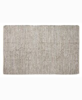 """Thumbnail for your product : Home Weavers Avalon Leather Accent 36"""" x 60"""" Rug Bedding"""