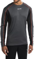 Spalding Turbo High-Performance T-Shirt - Long Sleeve (For Men)