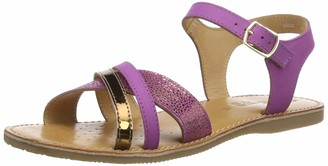 Geox Girls J Sandal EOLIE C Open Toe