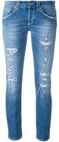 Dondup 'Historical Island' jeans - women - Cotton/Spandex/Elastane - 26
