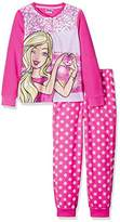 Barbie Girl's HQ7367.I06 Sleepsuit