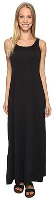 Columbia Freezertm Maxi Dress (Black) Women's Dress