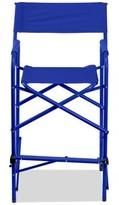 E Z Up Folding Director Chair E-Z UP Frame Color: Blue