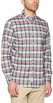 Dockers Weathered Oxford Ls Casual Shirt