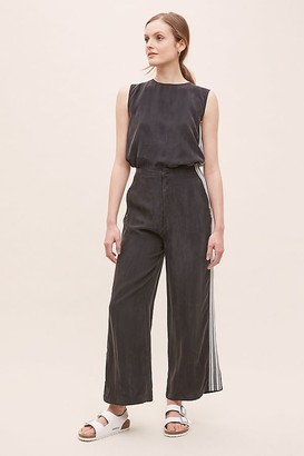 5Preview Amne Striped Trousers