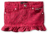 Baby Phat Girls 2-6X Twill Skirt