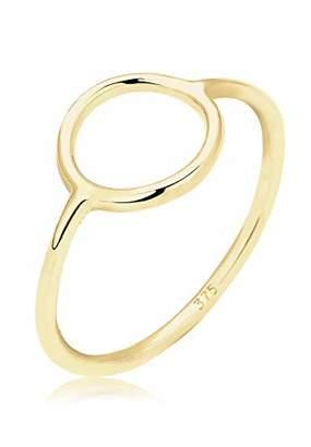 Elli PREMIUM Women Statement Ring - 0610791915_58