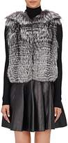 J. Mendel Women's Fur & Sequined Vest