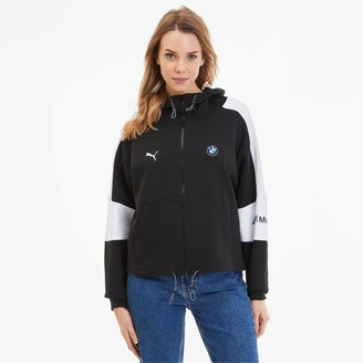 BMW M Motorsport Women's Hooded Sweat Jacket