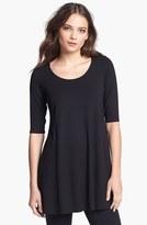 Eileen Fisher Women's Scoop Neck Jersey Tunic
