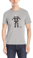 Original Penguin Men's Robot Graphic Short Sleeve T-Shirt