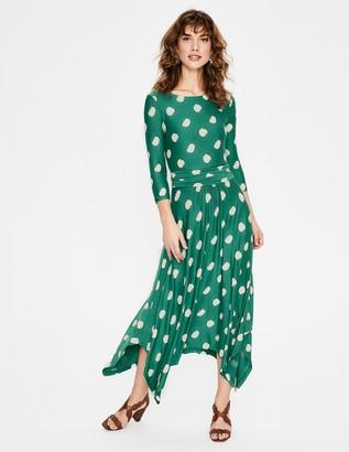 Boden Maisie Jersey Midi Dress
