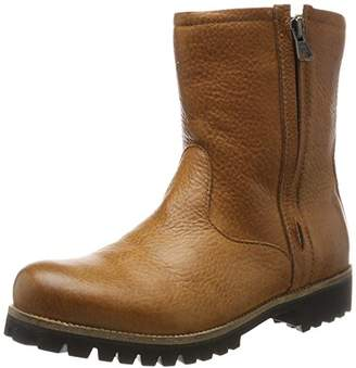 Blackstone OL24, Women's Biker Boots, Brown (Cuoio), (42 EU)