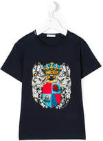 Dolce & Gabbana emblem print T-shirt