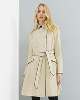 Ted Baker Double breasted trench coat